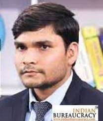 Devendra Prakash Meena IPS 2020