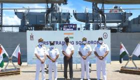 First Training Squadron visit to Madagascar