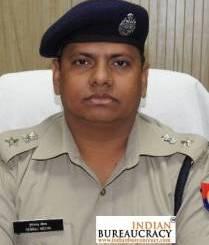 Hemraj Meena IPS UP