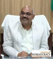Jitendra Pratap Singh IAS UP