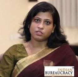 Nidhi Patel ias