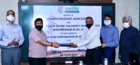 POWERGRID Signs Agreement