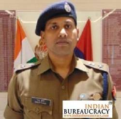 Babloo Kumar IPS UP