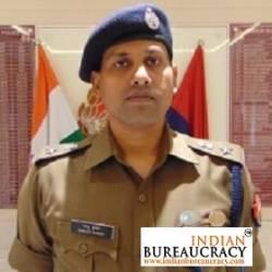 Babloo Kumar IPS UP