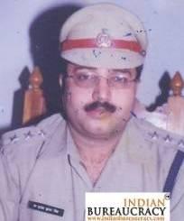 Brijesh Kumar Singh IPS UP