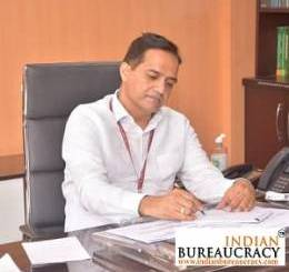 Chetan Prakash Jain IRPS