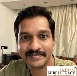 Deepak Kumar S B IAS AGMUT