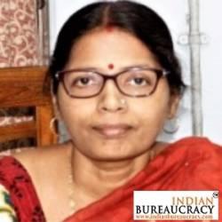 Dipika Sanyamath IAS WB