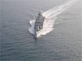 Indian Navy Ships and Aircraft