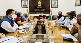 Jitendra Singh reviews measures undertaken by DoPT