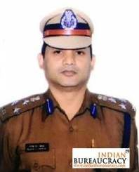 Modak Rajesh D Rao IPS UP
