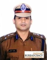 Modak Rajesh D Rao IPS UP