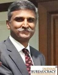 Vijay Yadav IPS MP