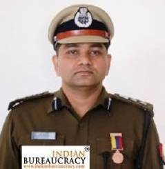 Vinod Kumar Singh IPS UP