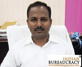 Viswanathan S IAS MP