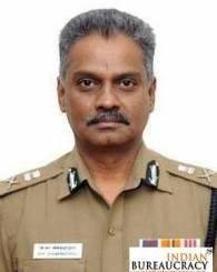 A K Viswanathan IPS TN