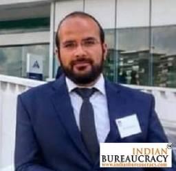 Bashir Ahmed Bhat IRS