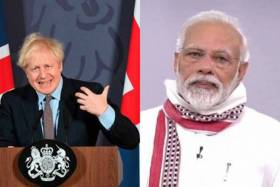 India-UK Virtual Summit
