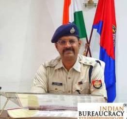 Nimbalkar Vaibhav Chandrakant IPS Assam