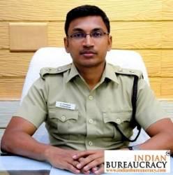 P Aravindhan IPS TN