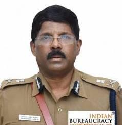 Pradeep V Philip IPS Tamil Nadu