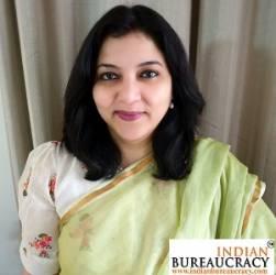 Shubhrata Prakash IRS