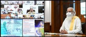 Modi Tauktae briefing