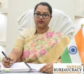 Abhilasha Kumari Sharma IAS