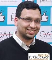 Abhishek Agrawal IFS 2020 batch