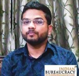 Anurag Mishra IFS 2020 Batch