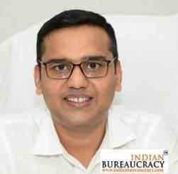 Jai Prakash Maurya ias CG