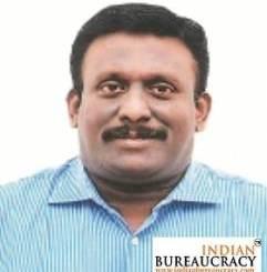 K V Muralidharan IAS TN