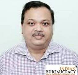 Manoj Kumar IAS Tripura 1990