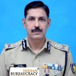 Sanjay Arora IPS DG CRPF