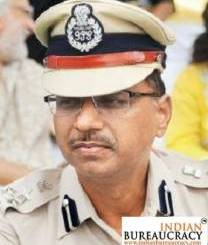 Sharad Agarwal IPS CBI