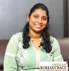 Smilna Sudhakar IFS 2020