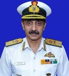 Vice Admiral Ravneet Singh