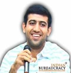 Vishal Singh IFS 2020 Batch
