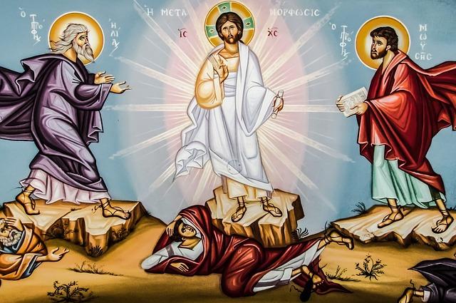 The Glory of Jesus' Transfiguration - Indian Catholic Matters