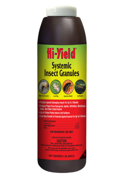 Hi Yield Systemic Insect Granules