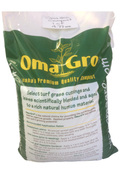 OmaGro Compost Bags in Omaha