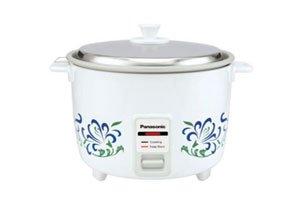 Panasonic SR-WA10H(E) 2.7-Litre 450-Watt Automatic Rice Cooker