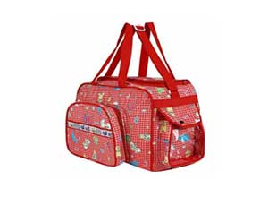Littly Designer Multipurpose Diaper Bag/Mother Bag