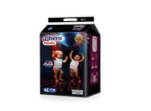 Libero Extra Large Size Diaper Pants