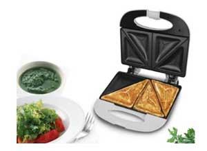 Hyundai Atom HTA02WSP-DBH Sandwich Maker