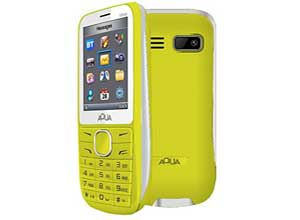 Aqua Vibes Dual SIM Basic Mobile Phone