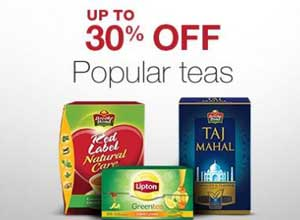 Popular Teas