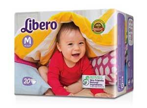 Libero Medium Open Diaper