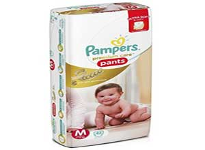 Pampers Premium Care Medium Size Diaper Pants