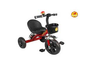 Baybee Pyroar Tricycle Red
